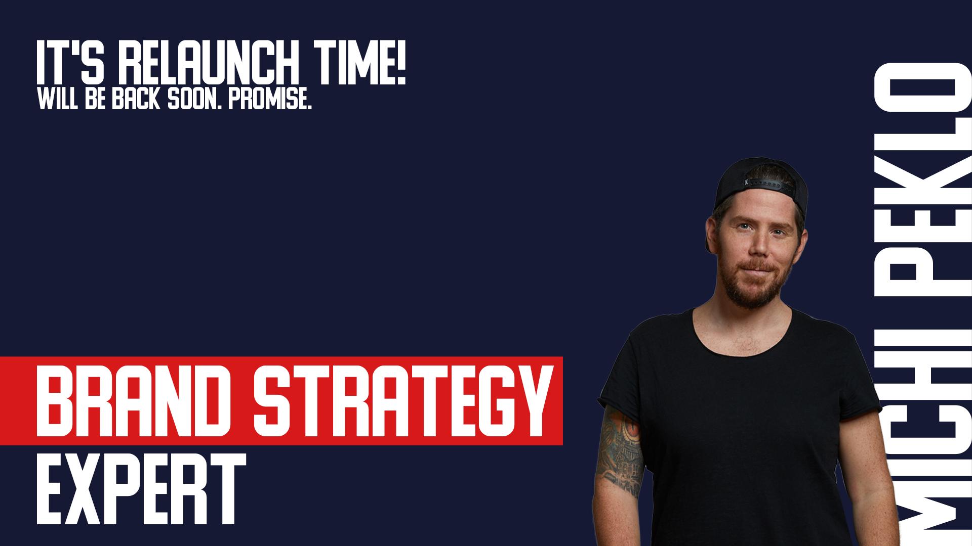 Michi Peklo | Brand Strategy Expert